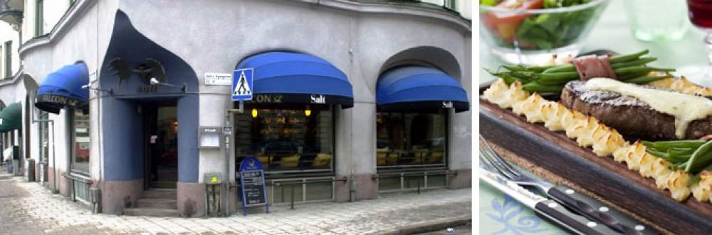 Restaurang Salt - Stockholm RestaurangGuide - Värdshus ...