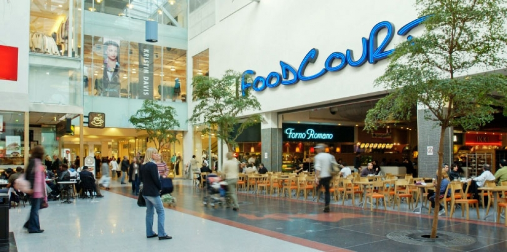 Kista Gallerias Food Court